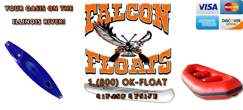 Falcon Floats Resort – 1 (800) OK-Float – Illinois River Floating